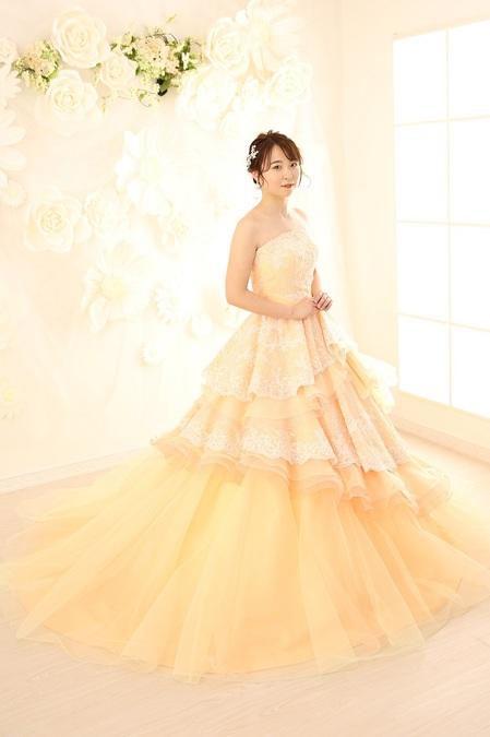 カラードレス 【スタジオメルシー】